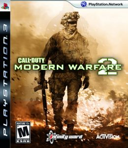 CoD MW 2 game play