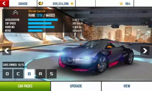 asphalt 8 hack for all cars